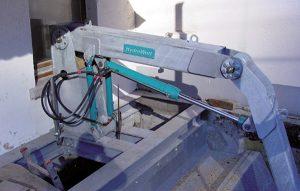 Hydraulische Rechenreiniger von HydroWatt