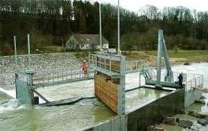 Hydraulic steel structures from Hydrowatt